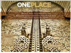 Take a virtual journey to Morocco's capital cities in the latest issue of VIVmag! http://www.zinio.com/pages/VIVmag/FALL2012/416238323/pg-70