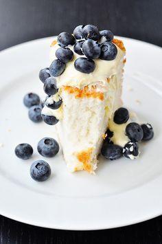 Gluten-Free Angel Food Cake, yum