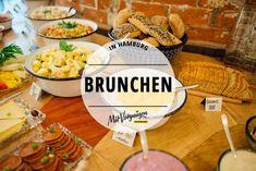 Am Sonntag auswärts essen mit Familie oder Freunden ist Luxus pur. Und weil man sich nicht entscheiden kann, zwischen Frühstück oder Lunch, gibts Brunch.