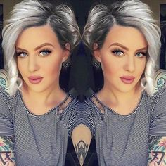 Trendy short haircut ideas for all of ladies. Related PostsPixie Hair Cut 2017 for Stylish LadiesCelebrity Haircut Tutorial – Women's HaircutTrendy short casual blonde pixie back viewTrendy Ideas For 2017 Hair ColorLatest Short Choppy Haircuts for LadiesColored Short Bob Style for Stylish LadiesEdit Related Posts Related