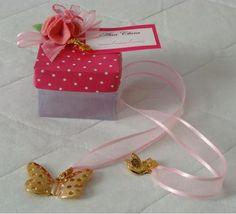 Marca Página - Borboleta Dourada - R$4.50