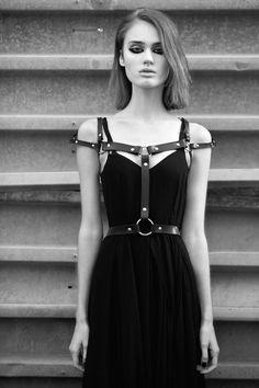 Alternative Fashion | Heeeyyy...I have a harness kind of like that! :D