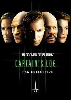 Captain's Log.  (MY FAVORITE is STILL that FINE Captain Cisco! ....though  Capt. Janeway makes a close second!)