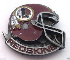 *** WASHINGTON REDSKINS HELMET *** Novelty NFL Hat Pin P52015 EE