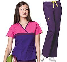 Healthcare Uniforms, Staff Uniforms, Medical Uniforms, Scrubs Uniform, Black Scrubs, Africa Dress, Medical Scrubs, Scrub Sets, Refashion