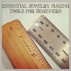 Dishfunctional Designs: Essential Jewelry Making Tools For Beginners
