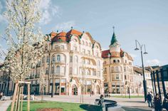 Oradea Romania Land Of The Living, Folk Art, The Good Place, Art Nouveau, Around The Worlds, Journey, Europe, Earth, Mansions