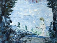 Water on Its Way by Jack B Yeats Ulster Museum Leeds Art Gallery, Aberdeen Art Gallery, Gallery Of Modern Art, Jack B, Art Uk, National Museum, Your Paintings, Oil On Canvas, Art Photography