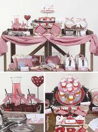 decoracion de mesa de dulce para 15 años en beige , marron y aguamarina - Buscar con Google
