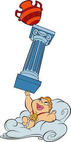 Free Disney's Baby Hercules Clipart Image 2 --> Disney-
