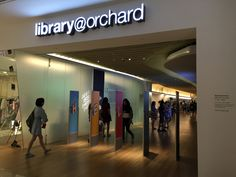 Library@Orchard | Orchard Library Singapore