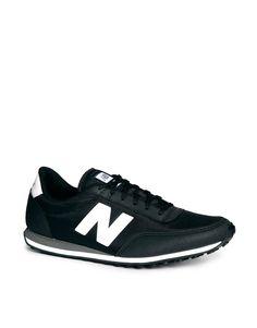 on sale 974c3 0f4fc Sneakers New Balance (NB) 410 Heren Zwart