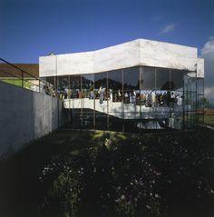 Chapel of Saint Peter, Campos de Jordão, São Paulo, Brazil, 1987  Selected Works: Paulo Mendes da Rocha   The Pritzker Architecture Prize
