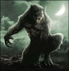 Loup-Garou Is French For Werewolf ~ Even a man who is pure in heart and says his prayers by night ~