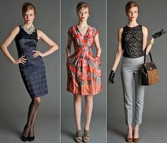 Mad Men Fashion Set to Launch at Banana Republic ~ some nice men's fashions shown too