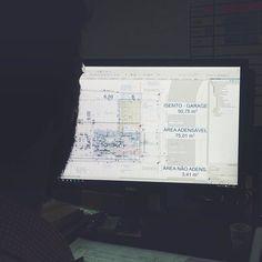 Acho que nos passamos um pouco nos layers!   #0E1 #officelife #ArchiCAD