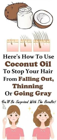 Besides treating a host of ailments, coconut oil can also improve your skin and hair health and resolve numerous problems related to them. Here's how you can use coconut oil to improve your appearance: