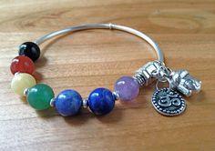 Buddha Bracelet Chakra Buddha Bracelet by LarisJewelryDesigns, $26.00