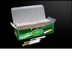 Tuburi tigari Maxi Gold - 1 cutie contine 200 tuburi tigari, culoare filtru: maro, dimensiune standard; deasupra filtrului are un inelas auriu. Detalii si comenzi la tel.: 0744545936 sau pe www.tuburipentrutigari.ro