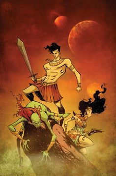 John Carter: The Adventurer of Mars in cinema john-carter-princess-of-mars-1