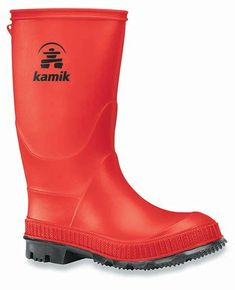 Don't let the rain getcha down! We offer a great selection of kids rain boots including the Kamik Stomp. Shop our site for your Columbia rain gear today! Cowgirl Boots, Western Boots, Riding Boots, Timberland Style, Timberland Boots, Timberland Fashion, Hunter Boots Outfit, Hunter Rain Boots, Leather Sandals
