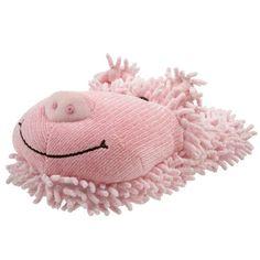 Fuzzy Friends Women's Pig Slipper