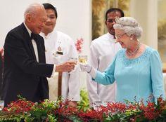 Lee Kuan Yew, the diplomat