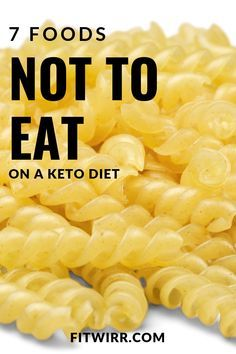 7 Foods You Should Absolutely Avoid on a Ketogenic Diet 5 foods not to eat on a keto diet to stay in ketosis and keep your fat burning going for weight loss. Keto Diet Guide, Keto Diet Plan, Ketogenic Diet, Alkaline Diet Plan, Alkaline Diet Recipes, No Carb Food List, Diet Dinner Recipes, Keto Recipes, Weight Loss Snacks
