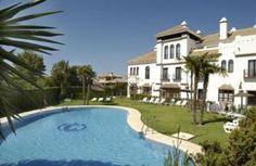 Hotel Cortijo Golf en Matalascañas (Almonte - Huelva).