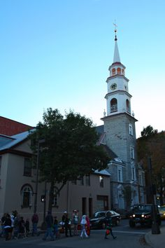 Corner of Church & Market in Oct 2012