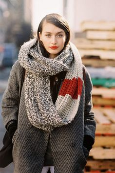 Vanessa Jackman: New York Fashion Week AW 2014....After J.Crew the amazing Jessica Clements!