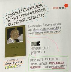 Sono Dio di Giacomo Sartori per #NNeditore parla di noi e di tutta l'umanità! #neilibrilatuastoria #GoodBook #daleggere