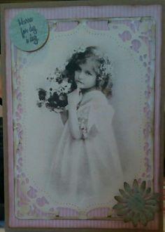 Vintage cards.