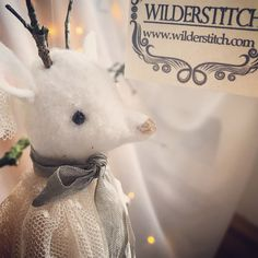 Mollie Makes, Deer, Awards, Workshop, Teddy Bear, Dolls, Antiques, How To Make, Handmade