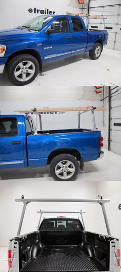 Ladder Racks By Tracrac For 2013 Silverado - Ta27000-01