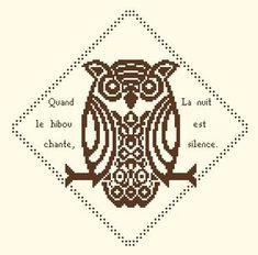 owl chart!