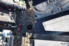Aerial fashion & aerial landscapes - photography by Joseph Ford +44 [0]7968 459 882