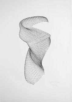 Peter Jellitsch Generative Art