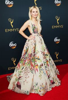 The Emmys Red Carpet Looks Everyone Will Be Talking About via @WhoWhatWear