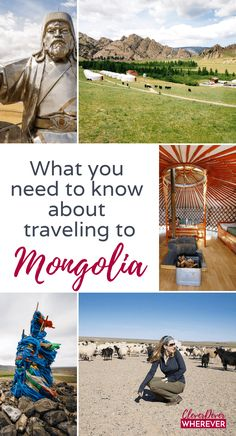 what you need to know about traveling to mongolia
