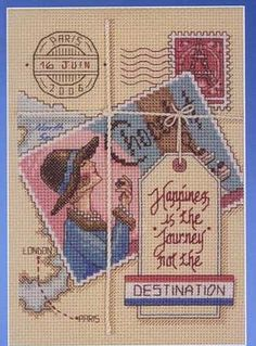 (1) Gallery.ru / Foto # 1 - Tarjeta postal de París - DELERJE