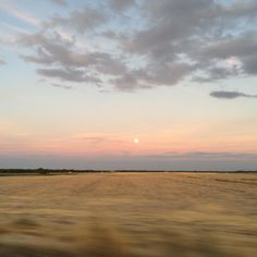 Atardecer en la carretera... #Atardecer #Sunset