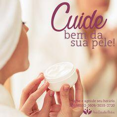 É hora de cuidar de você, da sua pele e ficar ainda mais bonita! Marca um horário na agenda e corre pra cá! Nós temos os melhores protocolos e produtos para a sua pele!