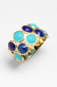 Marco Bicego 'Jaipur' Multi Stone Ring available at Nordstrom $1,980.00