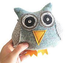 Aqua Mintchi Owl - Awake SML