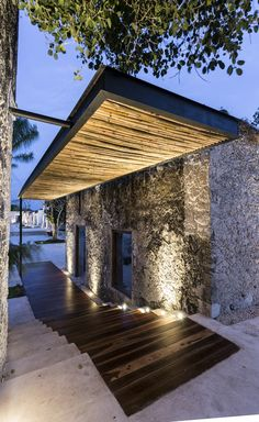 Niop Hacienda / AS Arquitectura + R79 - Champoton, Campeche, Mexico - Photo © David Cervera Castro #boutiquehotel