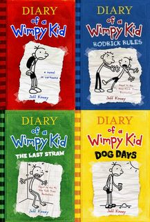Diary of a wimpy kid book series hilarious book series diary of a wimpy kid series by jeff kinney solutioingenieria Images
