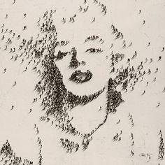 Marilyn Monroe by Craig Alan