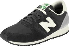 New Balance - Zapatos Para Hombre, Color Black/Grey, Talla 38