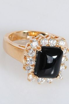 #onyx #ring #jewelry #rings #gold #handmade #wedding #accessories #style #silver Onyx Ring, Handmade Wedding, Wedding Accessories, Jewelry Rings, Gold Rings, Sapphire, Rose Gold, Silver, Style
